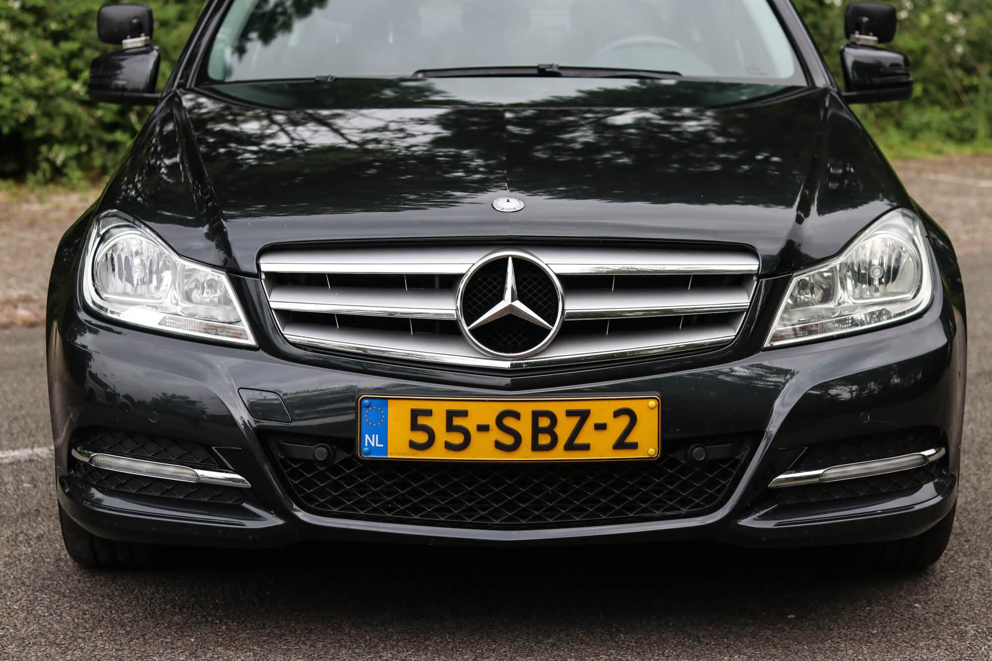Mercedes van Autorijschool Trijnie