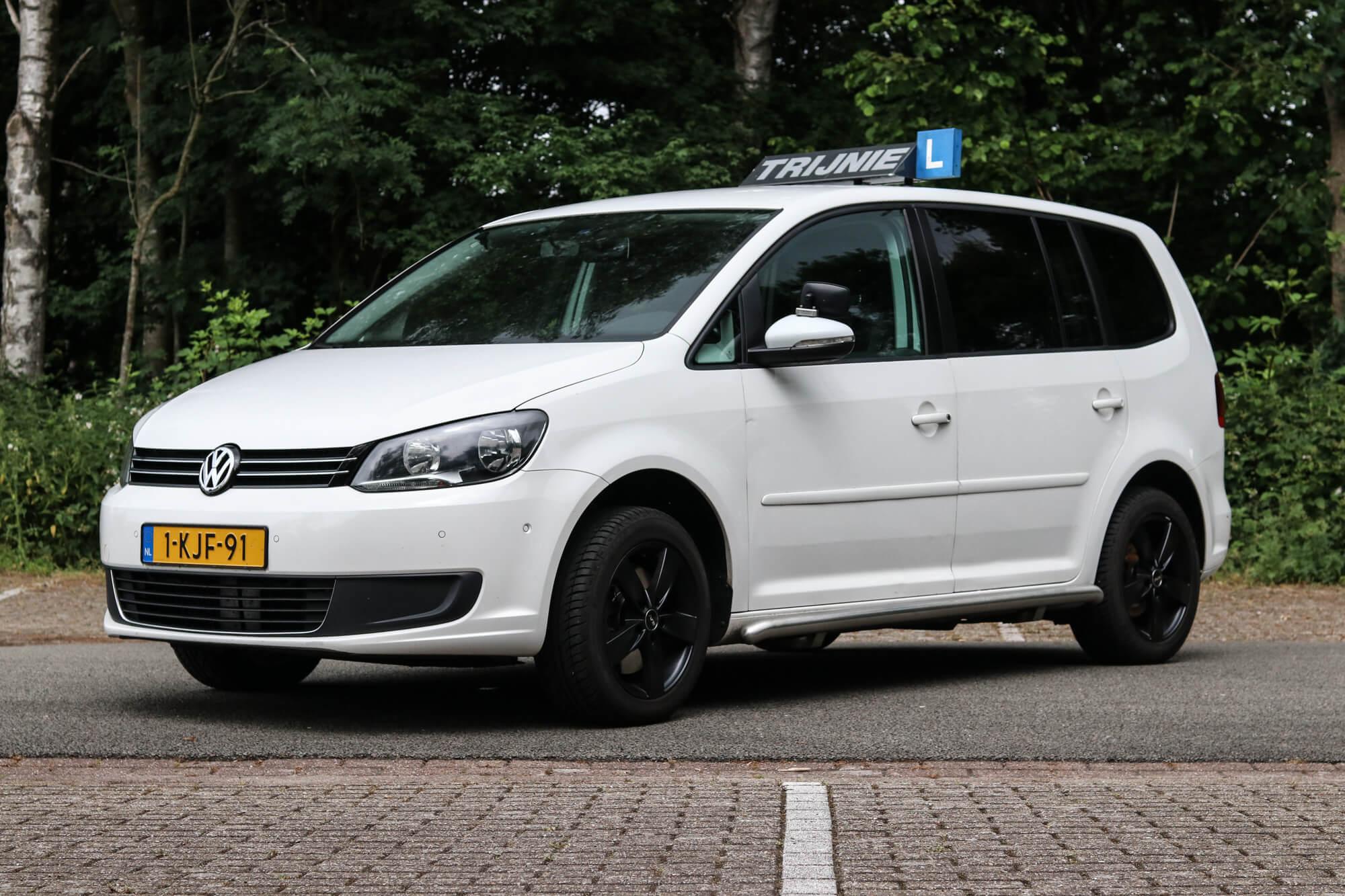 Volkswagen Touran voorkant